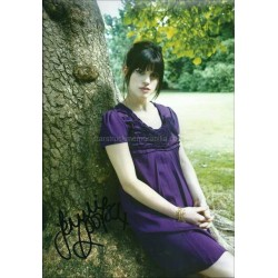 Jemima Rooper Autographed 11x8 Photo