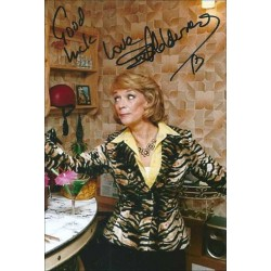 Sue Holderness Autographed 6x4 Photo