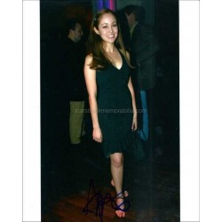 Autumn Reeser Autographed 10x8 Photo
