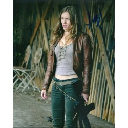 Tracy Spiridakos Autographed 10x8 Photo