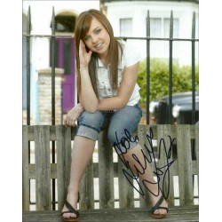 Louisa Lytton Autographed 10x8 Photo