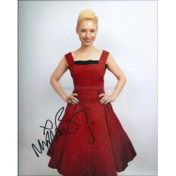 MyAnna Buring Autographed 10x8 Photo