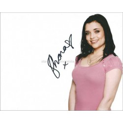 Shona McGarty Autographed 10x8 Photo