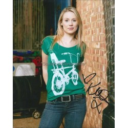 Kellie Shirley Autographed 10x8 Photo