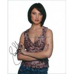 Emma Barton Autographed 10x8 Photo