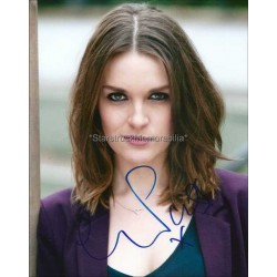 Anna Passey Autographed 10x8 Photo