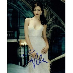 Emmy Rossum Autographed 10x8 Photo