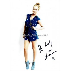 Laura Whitmore Autographed 10x8 Photo
