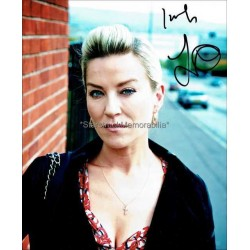 Zoe Lucker Autographed 10x8 Photo