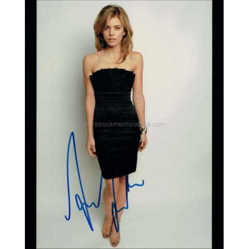 Annalynne McCord Autographed 10x8 Photo
