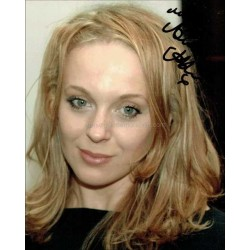 Amanda Abbington Autographed 10x8 Photo