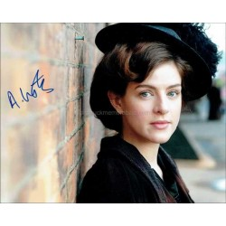 Aisling Loftus Autographed 10x8 Photo