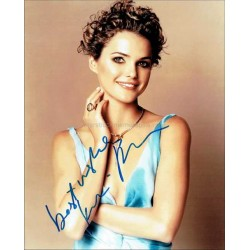 Keri Russell Autographed 10x8 Photo