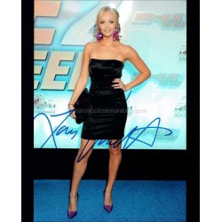 Laura Vandervoort Autographed 10x8 Photo
