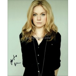 Christina Cole Autographed 10x8 Photo