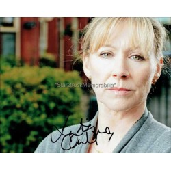 Lindsey Coulson Autographed 10x8 Photo