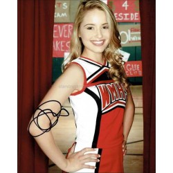 Dianna Agron Autographed 10x8 Photo