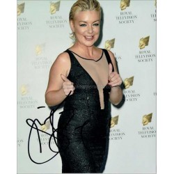 Sheridan Smith Autographed 10x8 Photo