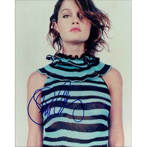 Robin Tunney Autographed 10x8 Photo