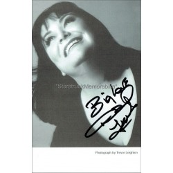 Dawn French Autographed 5x3 Photo