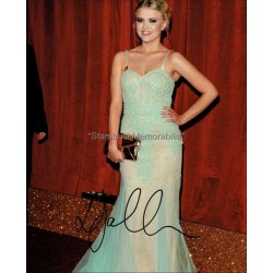 Lucy Fallon Autographed 10x8 Photo