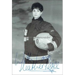 Heather Peace Autographed 6x4 Photocard