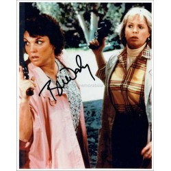 Tyne Daly Autographed 10x8 Photo