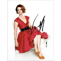 Cynthia Nixon Autographed 10x8 Photo