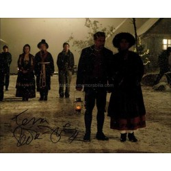Tessa Peake Jones Autographed 10x8 Photo