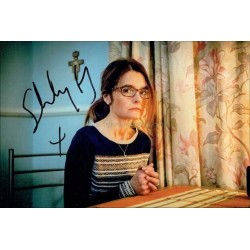 Shirley Henderson Autographed 6x4 Photo