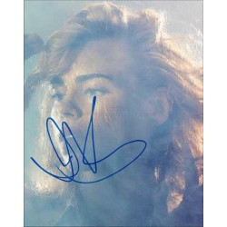Billie Piper Autographed 10x8 Photo