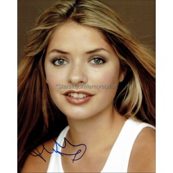 Holly Willoughby Autographed 10x8 Photo