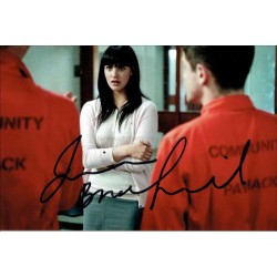 Jessica Brown Findlay Autographed 6x4 Photo