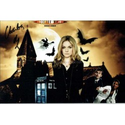 Christina Cole Autographed 6x4 Photo