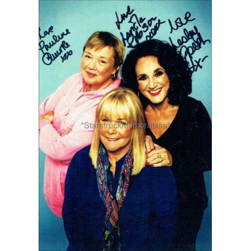 Birds of a Feather Autographed 6x4 Photo