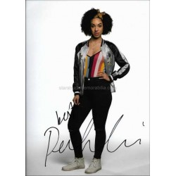 Pearl Mackie Autographed 11x8 Photo