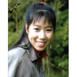 Ling Tai Autographed 10x8 Photo