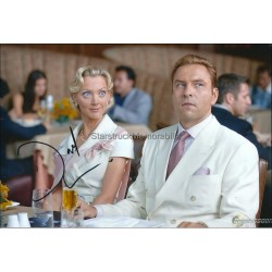 David Walliams Autographed 10x8 Photo