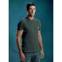 Matthew Fox Autographed 16x12 Photo