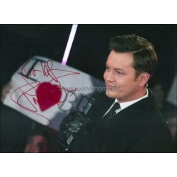 Brian Dowling Autographed 12x8 Photo