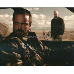 Breaking Bad Autographed 10x8 Photo