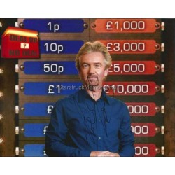 Noel Edmonds Autographed 10x8 Photo
