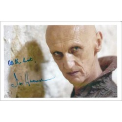 Ian Hanmore Autographed 6x4 Photo