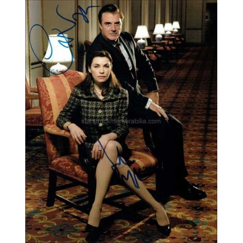 The Good Wife Autographed 10x8 Photo