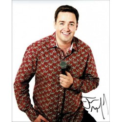 Jason Manford Autographed 10x8 Photo