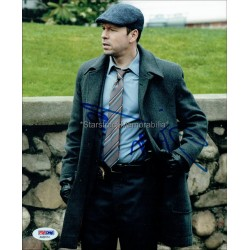 Donnie Wahlberg Autographed 10x8 Photo