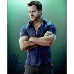 Rob Kazinsky Autographed 10x8 Photo