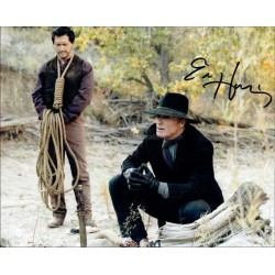 Ed Harris Autographed 10x8 Photo