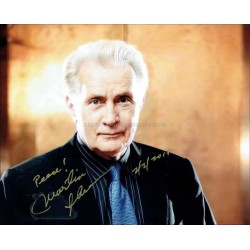 Martin Sheen Autographed 10x8 Photo