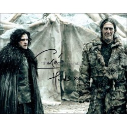 Ciaran Hinds Autographed 10x8 Photo